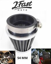 Honda Chrome Air Filter CBX1050 CBX CB 750 900 1000