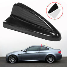 Carbon Fiber Antenna Shark Fin Cover Trim For BMW 3 Series E90 E92 Coupe M3 E46