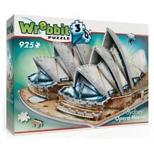 Wrebbit W3D-2006 3D Sydney Opera House Jigsaw Puzzle - 925 Pieces