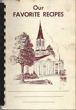 *DODGE CITY KS ANTIQUE CHURCH COOK BOOK *LOCAL ADS *KANSAS COMMUNITY RECIPES