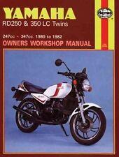 Yamaha RD Haynes Motorcycle Repair Manuals & Literature