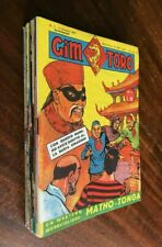 GIM TORO - Casa Editrice Dardo 1957 - Lotto 12 Albi - Anastatica