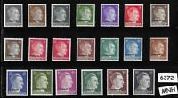 MNH Adolph Hitler stamp set / WWII Third Reich / Occupation Ukraine Overprints