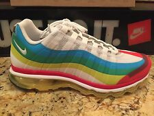 """NIKE AIR MAX 95 SIZE 11 (+) BB WTM """"WHAT THE MAX"""" 2012 DS RARE 532305 116"""