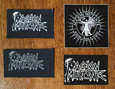 Accion Mutante Sticker und Patches - Crust Punk