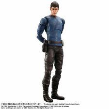 USED Star Trek Play Arts Kai Spock Figure Square Enix