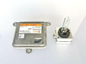 OEM 15-17 Chrysler 200 Xenon Ballast & HID D3S Bulb Kit Control Unit Module ECU
