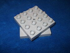 LEGO Duplo Drehplatte Drehscheibe Eisenbahn Baustelle Kran 5607 5653 59713 4988
