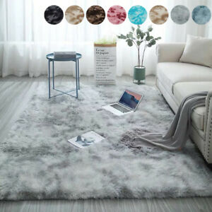 Fluffy Large Rugs Anti-Slip SHAGGY RUG Mat Living Room Floor Bedroom 200x300CM