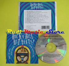 CD ROCK N ROLL HIT PARTY compilation PERKINS LITTLE RICHARD (C11) no lp mc dvd