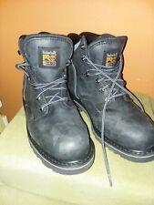 Men's Timberland Pro 24/7 - Black Work Boots - Sz 10w