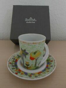 "Rosenthal Studio-Line Espresso Sammeltasse ""Cupola"" Nr. 30 Simone Kreuzer"