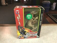 1995 Takara Transformers Japan C-4 Beast Wars MEGATRON Figure MIB