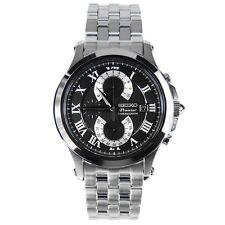 Seiko Premier Chronograph Men's Watch SPC067P1