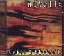 NOVALIA - Canti & briganti - BALANESCU CD 1997 COME NUOVO  UNPLAYED