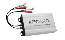 Kenwood KAC-M1804 4 Channel 400W Class D Digital Car Amplifier KACM1804 B