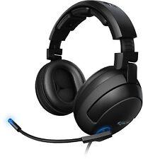 Roccat Kave Solid 5.1 Gaming Headset, vero Surround vibrazione ohrumschließend