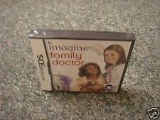 Imagine Family Doctor (Nintendo DS) DSI NEW