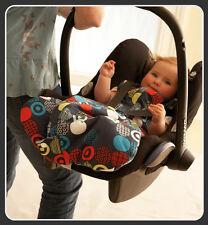 *BNIP* Authentic Grobag 0-6 mths 2.5 tog 'GEO' TRAVEL Unisex baby sleeping bag