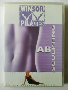 Winsor Pilates AB Sculpting – Pilates fitness DVD…  Features Mari Winsor.