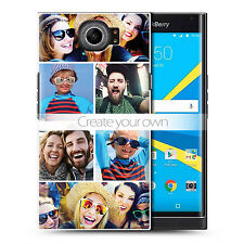 Personalised Phone Case for BlackBerry Priv Photo/Image/Design Hard Cover