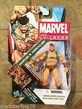 Marvel Universe HERCULES figure #017 Series 4 Avengers 2012 Thor X-Men Mighty