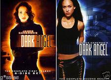Dark Angel Complete Series ~ Season 1 & 2 (1-2)  ~ BRAND NEW 12-DISC DVD SET