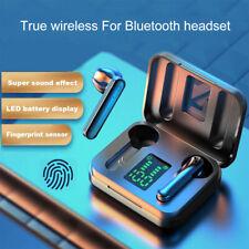 Mini Tws Earbuds Wireless Bluetooth 5.0 Headset Earphones Stereo Headphone Ipx7