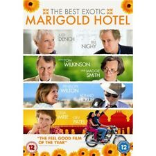 The Best Exotic Marigold Hotel DVD Region 4 Maggie Smith Bill Nighy Judi Dench