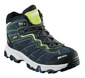 Meindl Kinder Trekking Wander Schuhe Minnesota Junior Mid GTX Gr: 42 wasserdicht