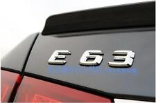 E674 E63 Emblem Badge auto aufkleber 3D Schriftzug Plakette car Sticker Neu