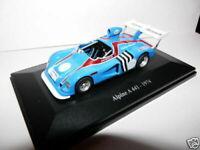ALP5M Voiture 1/43 eligor Renault alpine : A441 1974