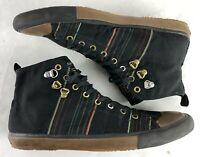 Paul Smith  Hi Top Sneaker Size 8.5 UK 8 Nice Condition
