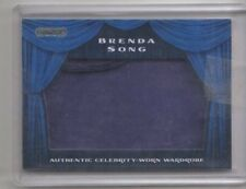 Razor Wardrobe Swatch Relic Trading Card Brenda Song (The Suite Life on Deck) A1