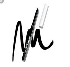 Avon Glimmerstick Mark Skinny Precision Longwear Eyeliner Boldest black RRP £6