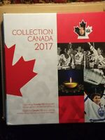 Canada 150th Celebrations 2017 Annual Stamp Collection #60 Unique Rare Stamp set