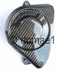 Honda CBR900RR carbon fiber sprocket cover SC28 SC33 1992-1999 fireblade guard