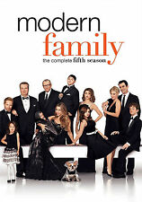 Modern Family : Season 5 (DVD, 2014, 3-Disc Set)