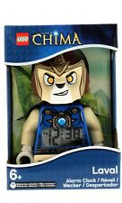 Light Up Alarm Clock LEGO Kids Legends of Chima Laval Mini-Figure 9000560