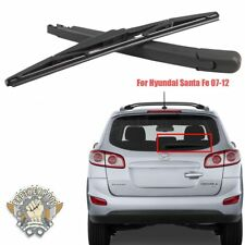 New Fits Hyundai Santa Fe 988112B000 Rear Windshield Wiper Arm with Blade