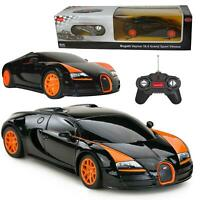 RC 1:24 Scale Bugatti Veyron 16.4 Grand Sport Vitesse Remote Controlled Car