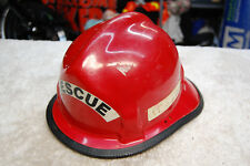 Cairns & Bro Fire Rescue safety helmet. Captain.