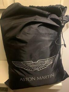 Oem Aston Martin V8 Vantage black Indoor Car Cover AML V8 702271 NEW #702271
