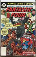 Fantastic Four 1961 series # 188 Whitman variant very good comic book