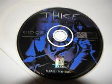 1998 Eidos THIEF : THE DARK PROJECT _ PC CD-Rom Game _ MINT condition
