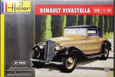 Renault Vivastella Auto Pkw Executive Car 1:24 Model Kit Bausatz Heller 80724