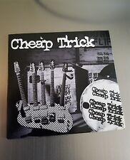 Cheap Trick Baby Talk/Brontosaurus-2 rare unreleased tracks 1977 promo CD single