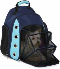 Pet Carriers Backpack for Small Cat&Dog Double Shoulders Straps Ventilated