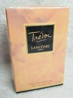 Tresor by Lancome 1.7 oz/50 ml Eau de Parfum Spray Vintage Old Formula NIB RARE