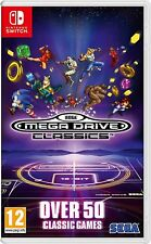 Sega Mega Drive Classics (Nintendo Switch) IN STOCK NOW New & Sealed UK PAL